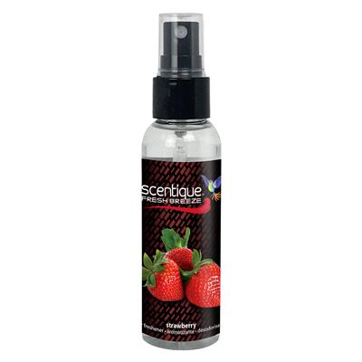 Fresh Breeze Spray Air Freshener Strawberry 2 Ounce Bottle CASE PACK 6
