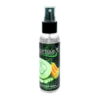 Fresh Breeze Spray Air Freshener Cucumber Melon 2 Ounce Bottle CASE PACK 6